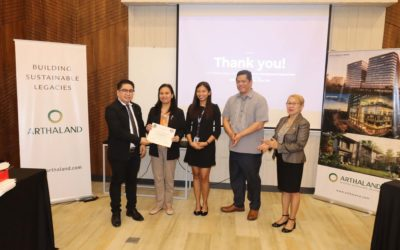 REBAP National President  Vivianne Castro graces Global City Chapter 3rd General Membership Meeting
