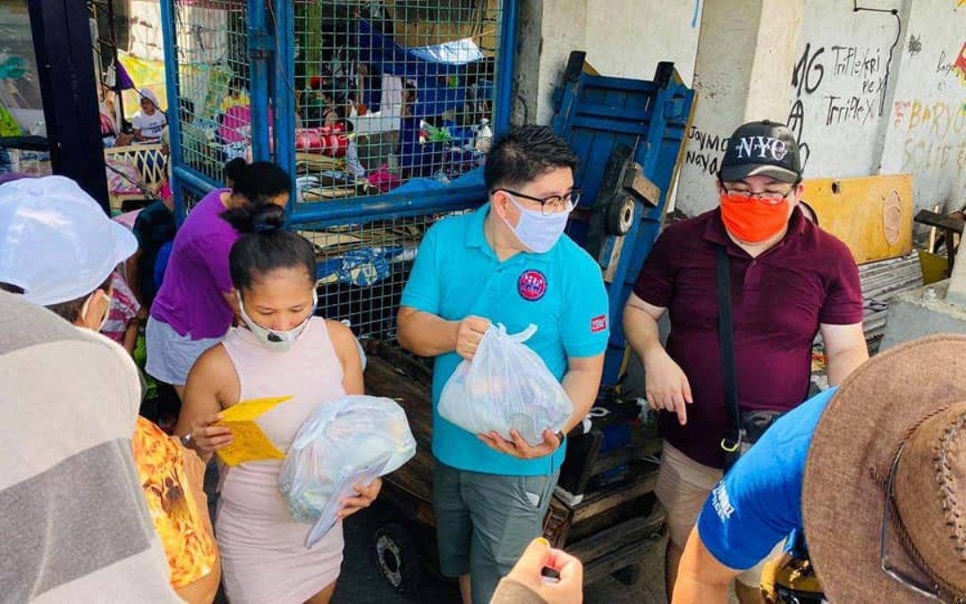 REBAP Global City Chapter conducts Corporate Social Responsibility