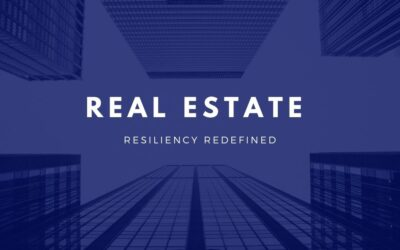REAL ESTATE: RESILIENCY REDEFINED