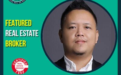 Featured Real Estate Broker CRB Lemuel Fallorina