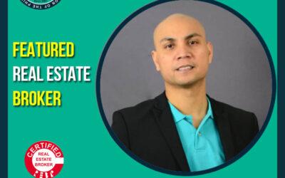 Featured Real Estate Broker CRB Nestor Armeña Jr.